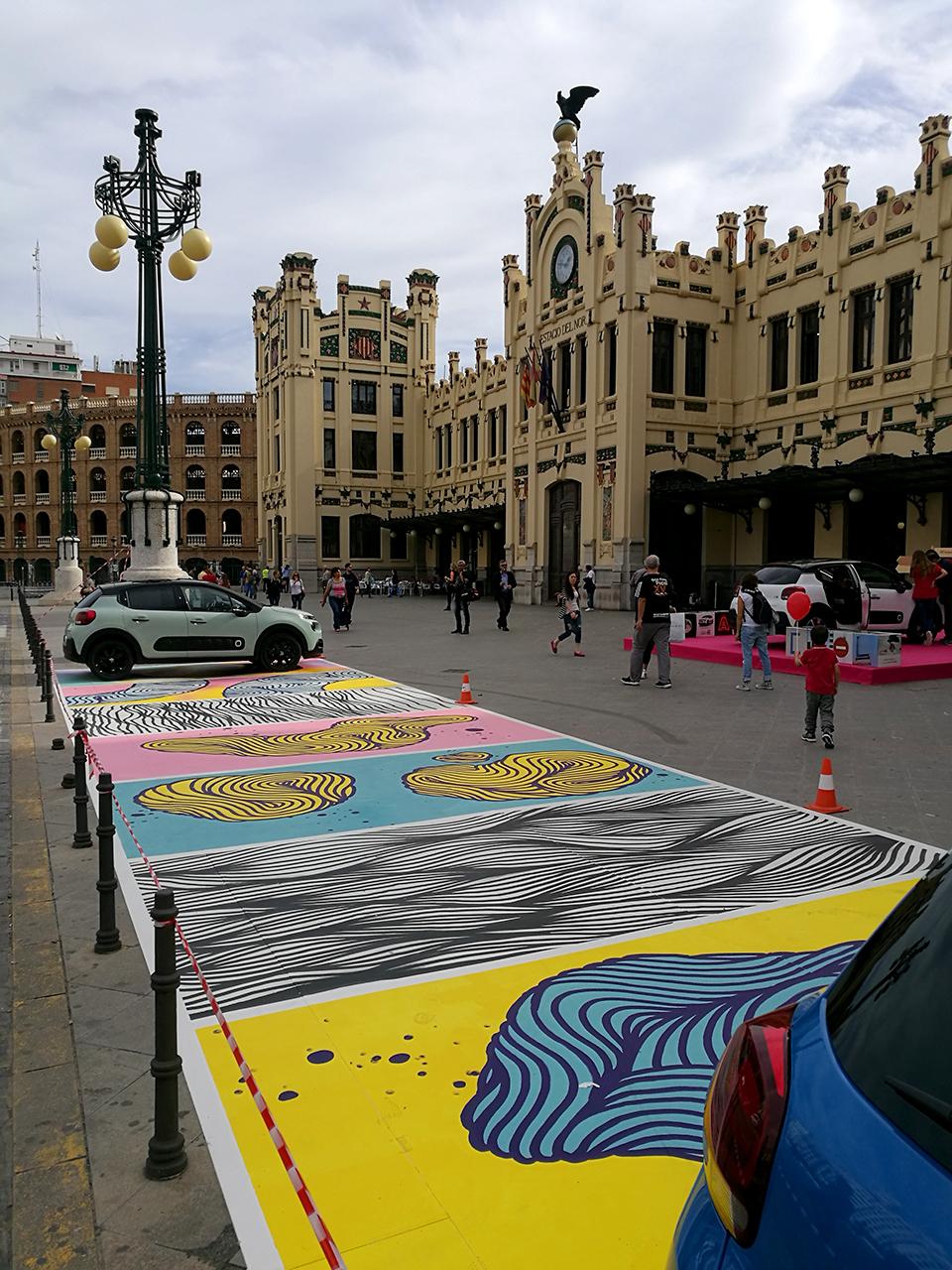 8 Car Spots