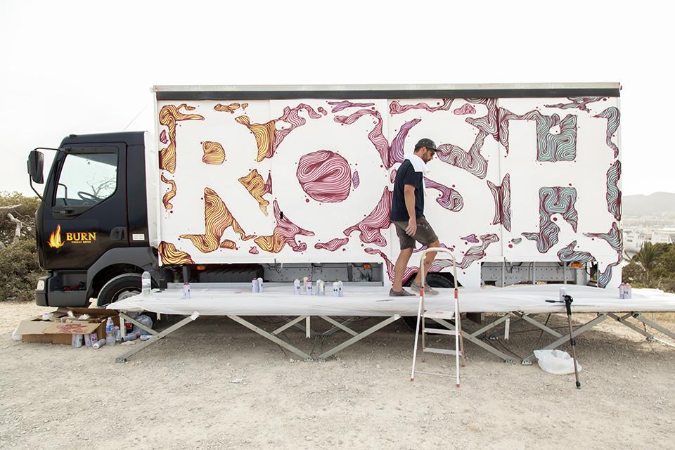 Rosh333_TruckArtProject1